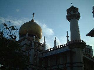 SultanMosque